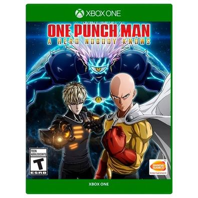 Game One Punch Man A Hero Nobody Knows Xbox One