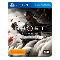 Game Ghost of Tsushima Special Edition PS4