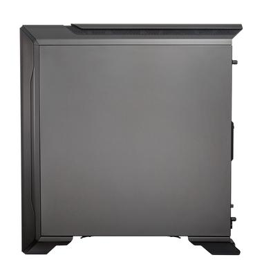 Gabinete Gamer Cooler Master MasterCase SL600M Black Edition, Mid Tower, com FAN, Lateral em Vidro - MCM-SL600M-KGNN-S00