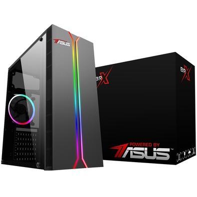 Computador Gamer BRX Powered By Asus, AMD Ryzen 5 3400G, 16GB, SSD 240GB, Windows 10 Pro - PCAMD53400G16GB240GB10