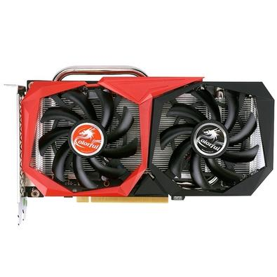 Placa de Vídeo Colorful NVIDIA GeForce GTX 1660 Ti NB 6G-V, 6GB, GDDR6, Battle AX - G-C1660TiNB 6G-V