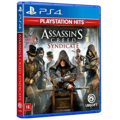 Game Assassin´s Creed Syndicate Hits PS4