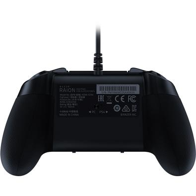 Controle Razer Raion Fightpad, para PS4 e PC, Razer Switch Yellow - RZ06-02940100-R3U1