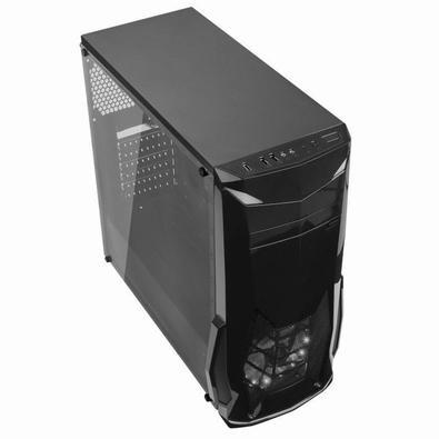 Computador Gamer Brazil PC Powered By Asus Intel Core i5-9400, 4GB, SSD 120GB, Linux - 45671