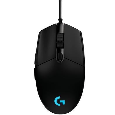 Kit Gamer Logitech G Gear UP - Mouse G203 RGB + Mousepad G240 + Teclado G213 RGB US + Headset G230 - 991-000287