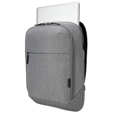 Mochila Targus CityLite Pro Compact Conversível, para Notebook até 15.6´, Cinza - TSB937GL