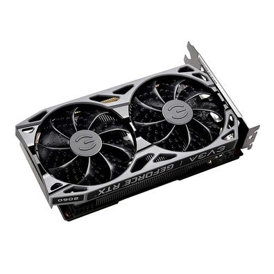 Placa de Vídeo EVGA NVIDIA GeForce RTX 2060 KO Gaming, 6GB, GDDR6 - 06G-P4-2066-KR