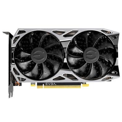 Placa de Vídeo EVGA NVIDIA GeForce RTX 2060 KO Gaming, 6GB, 14.0 Gbps, GDDR6, Ray Tracing, Ansel - 06G-P4-2066-KR