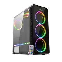 Computador Gamer EasyPC Intel Core i5, 8GB, 1TB, SSD 120GB, NVIDIA GTX 1050 TI, Linux - 12944