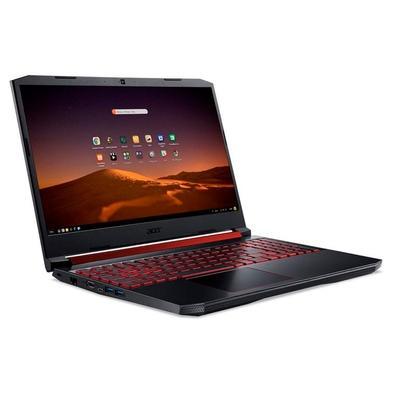 Notebook Gamer Acer Intel Core i5, 8GB, 1TB, SSD 128GB, NVIDIA GTX 1650, Endless OS - AN515-54-58CL