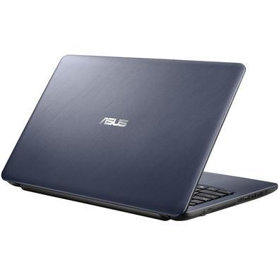 Notebook Asus Vivobook Intel Core i5-6200U, 8GB, SSD 256GB, Windows 10 Home, 15.6´, Cinza Escuro - X543UA-GQ3213T