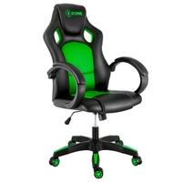 Cadeira Gamer XZone, Black/Green - CGR-02
