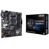 Placa-Mãe Asus Prime B550M-K, AMD AM4, mATX, DDR4