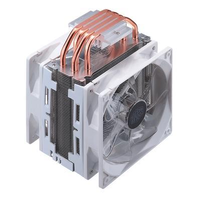 Cooler para Processador Cooler Master Hyper 212 LED Turbo White Edition, LED, AMD/Intel - RR-212TW-16PW-R1