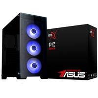 Computador Gamer BRX Powered By Asus Intel Core i5-9400F, 16GB, 1TB, SSD 240GB, GTX 1650 4GB, Windows 10 Pro - PCI59400F16GB1TB240GB1650W10B