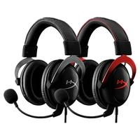 Kit Headset Gamer HyperX Cloud II 7.1