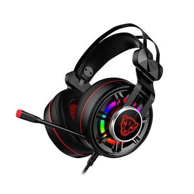 Headset Gamer Motospeed G919, RGB, 7.1 Virtual, Drivers 50mm, USB, Preto - FMSHS0002PTO
