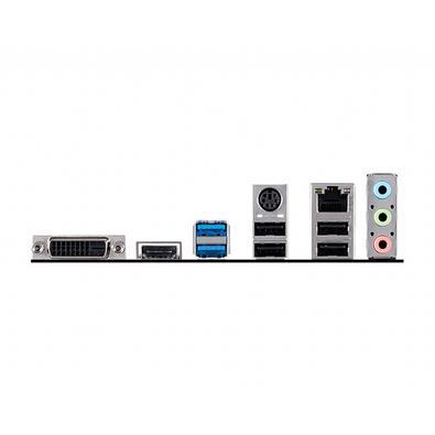 Placa-Mãe MSI H410M-A Pro, Intel LGA 1200, mATX
