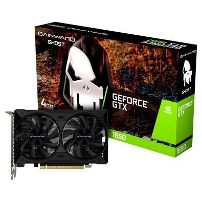Placa de Vídeo Gainward NVIDIA GeForce GTX 1650 Ghost, 4GB, GDDR6 - NE6165001BG1-1175D