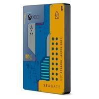 HD Externo Seagate Game Drive Edição CyberPunk para Xbox, 2TB, USB 3.0 - STEA2000428