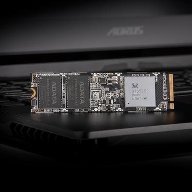SSD XPG SX8100, 2TB, M.2, PCIe, Leituras: 3500MB/s e Gravações: 3000MB/s - ASX8100NP-2TT-C
