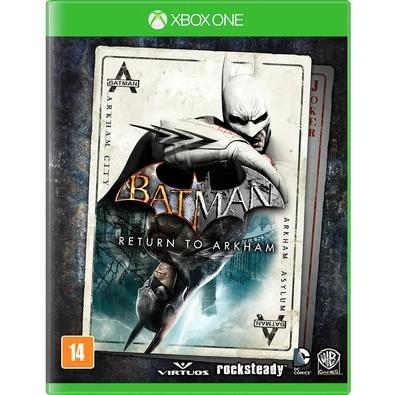 Game Batman: Return To Arkham Xbox One