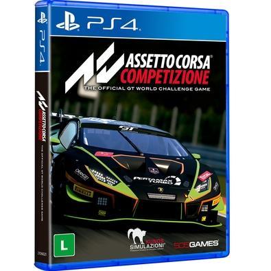 Game Assetto Corsa Competizione PS4