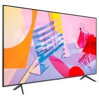Smart TV QLED 55´ UHD 4K Samsung 3 HDMI, 2 USB, Bluetooth, Wi-Fi, HDR, Modo Ambiente - QN55Q60TAGXZD