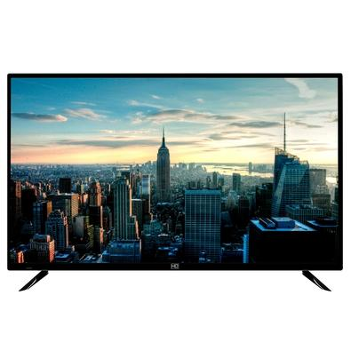Smart TV LED 43´´ UHD 4K HQ, Conversor Digital, 3 HDMI, 2 USB, Wi-Fi - HQSTV43NY