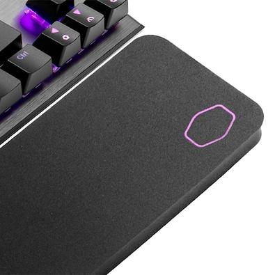 Teclado Mecânico Gamer Cooler Master CK530 TKL V2, RGB, Switch Brown, US - CK-530-GKTM1-US