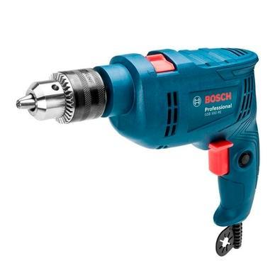 Furadeira de Impacto Bosch GSB 550 RE, 550W, com 3 Brocas, 110V - 06011B60D1-000