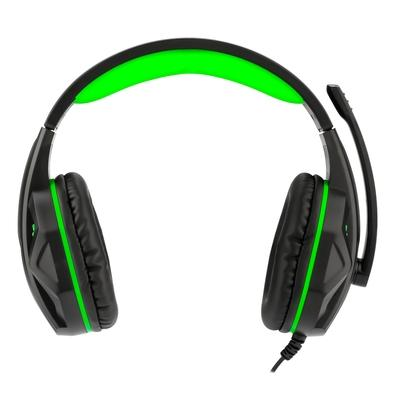 Headset Gamer T-Dagger Cook, LED, Drivers 40mm - T-RGH100-1