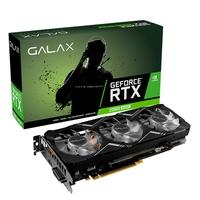 Placa de Vídeo Galax NVIDIA GeForce RTX 2060 Super Gamer (1-Click OC), 8GB, GDDR6 - 26ISL6HP76GP