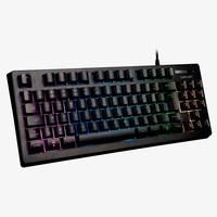 Teclado Gamer OEX Game Cobby, LED, ABNT2 - TC206