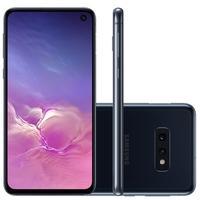 Smartphone Samsung Galaxy S10e, 128GB, 16MP, Tela 5.8´, Preto - SM-G970FZKRZTO
