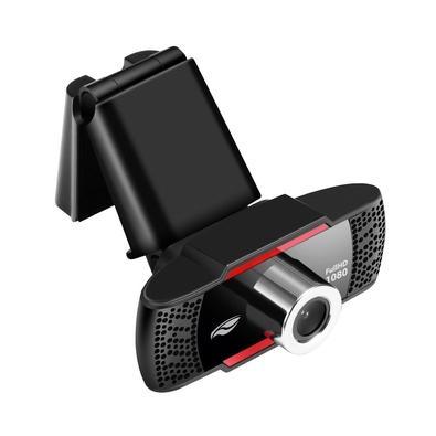 WebCam C3 Tech, Full HD 1080p - WB-100BK