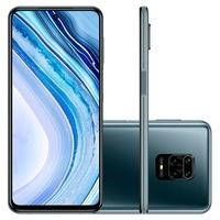 Smartphone Xiaomi Redmi Note 9S, 128GB, 48MP, Tela 6.67´, Cinza Interstellar Gray + Capa Protetora - CX292CIN