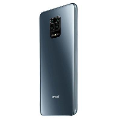 Smartphone Xiaomi Redmi Note 9S, 128GB, 48MP, Tela 6.67´, Cinza Interstellar Gray + Capa Protetora - CX292CIN