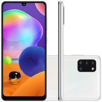 Smartphone Samsung Galaxy A31, 128GB, 48MP, Tela 6..