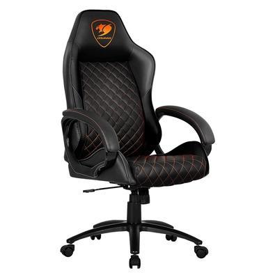 Cadeira Gamer Cougar Fusion, Black - 3MFUBNXB.0001