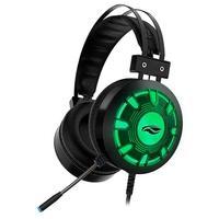 Headset Gamer C3Tech Gaming Kestrel, LED Multicores, 7.1 Som Surround, Drivers 50mm - PH-G720BK