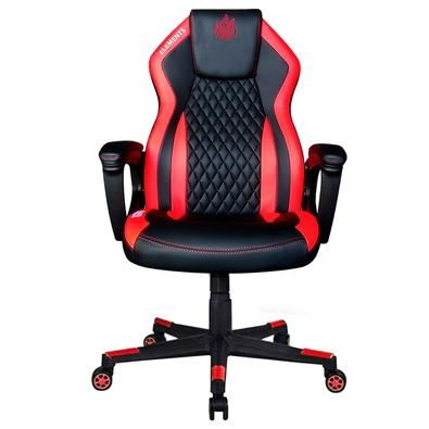 Cadeira Gamer Elements Gaming Elemental Ignis Black/Red - 63593