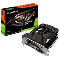 Placa de Vídeo Gigabyte NVIDIA GeForce GTX 1650 D6 4G, GDDR6  (Rev. 2.0) - GV-N1656D6-4GD