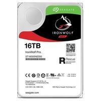 HD Seagate IronWolf NAS, 16TB, 3.5´, SATA - ST16000NE000
