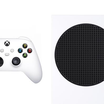 Console Microsoft Xbox Series S, 512GB, Branco - RRS-00006