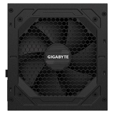 Fonte Gigabyte GP-P750GM, 750W, 80 Plus Gold, Totalmente Modular - GP-P750GM