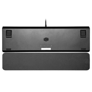 Teclado Mecânico Gamer Cooler Master CK550 V2, RGB, Switch Blue, US - CK-550-GKTL1-US