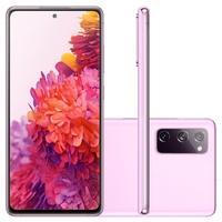 Smartphone Samsung Galaxy S20 FE, 128GB, 32MP, Tela 6.5´, Cloud Lavender - SM-G780FLVRZTO