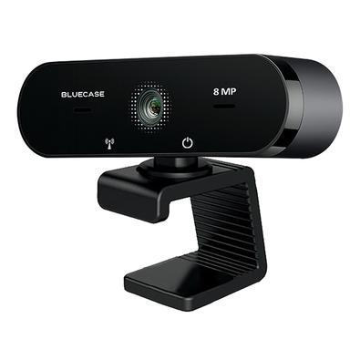 Webcam Bluecase, Ultra HD, 8MP - BWEBUHD01CASE