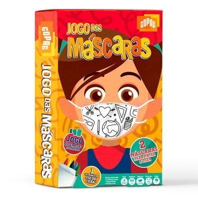 Jogo das Máscaras, Copag - 88409